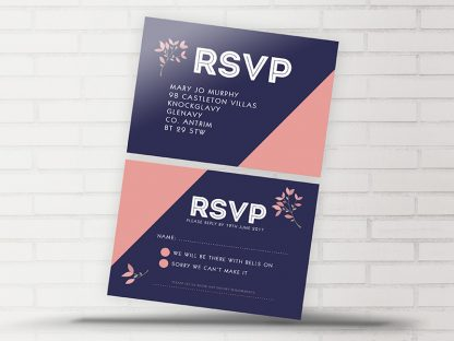 Moneyblay Modern RSVP
