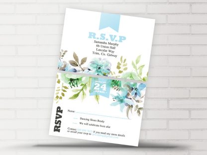WaterFloral RSVP