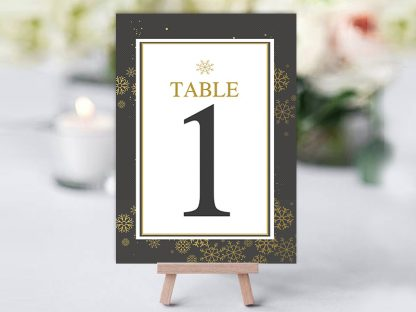 Tis The season Table Name