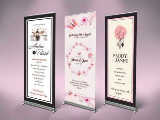 Wedding Welcome Banners